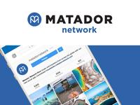Matador Logo Redesign