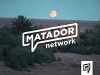 Matador Secondary Logo and Icon