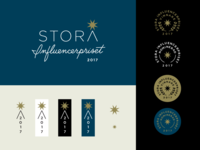 Stora Influencerpriset Final Logo System