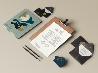 Stora Influencerpriset Branding and Event Collateral