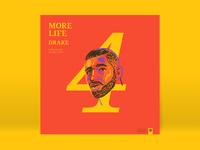 4. Drake - More Life