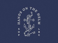 Snake Oil Provisions - Hand on the Helm Sweatshirt