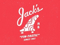 Fin-Tactic Jack's Mark