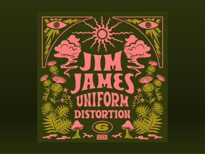 10x18: #6 Jim James - Uniform Distortion