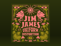 10x18: #6 Jim James - Uniform Distortion