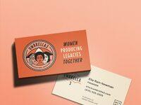 Umbrella3 business cards by hoodzpah2