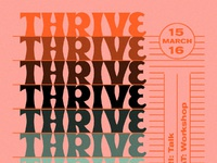 Thrive conference 2019 v2