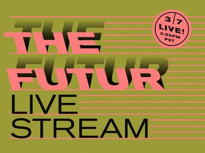 Hoodzpah on The Futur Live Stream w/Chris Do