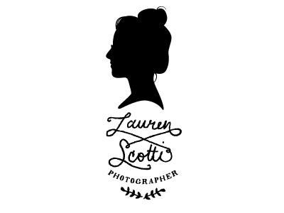 Lauren scotti logo a