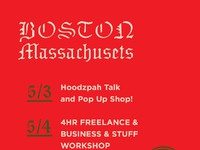 Boston workshop talk dates v1