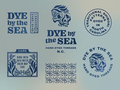 Dye By The Sea Final Logos