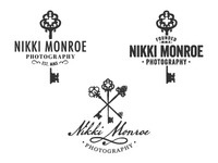 Nikki Monroe Logo Mockups