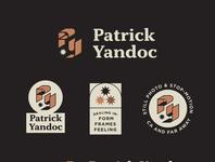 Patrick Yandoc: Unchosen Logo Concept 1