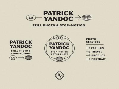 Patrick Yandoc Unchosen Logo System 2