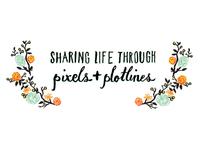 Pixels And Plotlines header illustration