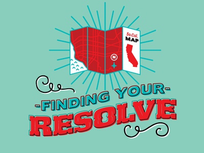 Finding Your Resolve Illustration