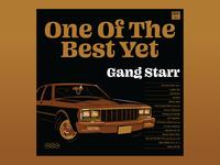 10x19 : #10 Gang Starr
