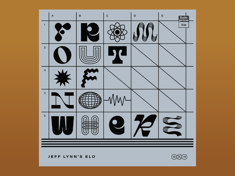 10x19: #8: Jeff Lynn's ELO - From Out of Nowhere