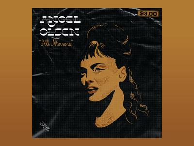 10x19 3. Angel Olsen - All Mirrors