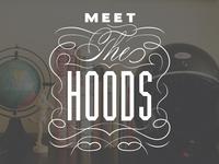 Meet The Hoods Type Setting