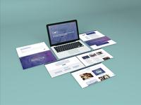 Website design for an impact finance company - KOIS