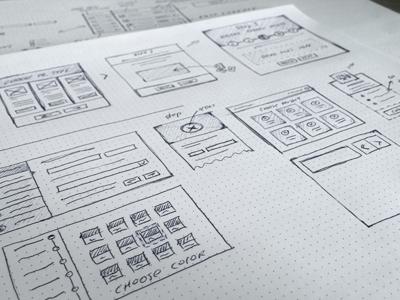 Questionnaire concept query project submit brief client questionnaire draft sketch