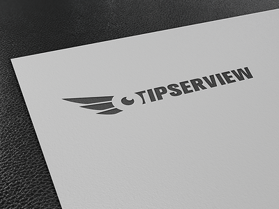 Tipser View logo 2 wings betting agent hat brown tipser tipster logo