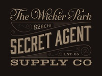 The Wicker Park Secret Agent Supply Co