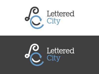 Lettered City Logo