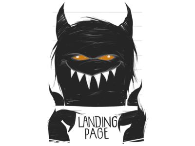 Bad Landing Page