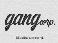 Gangcorp.