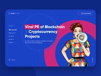 Pr Agency Concept