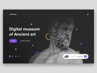 Digital Museum Concept