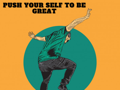 Push your self to be great. sports design roller skates skateboarding jaspo worldwide skateboard