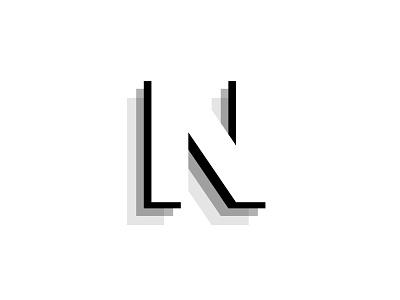 N icon logos flat illustrator illustration branding logodesign n logo logotype typogaphy symbol alphabet blackandwhite monogram logo n