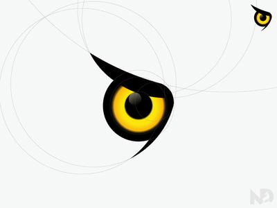 owls eye by nukul nextdesigns dribbble