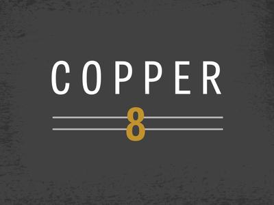 Copper 8 - 1 interior design architecture gritty grunge edgey edge edgy