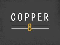 Copper 8 - 1