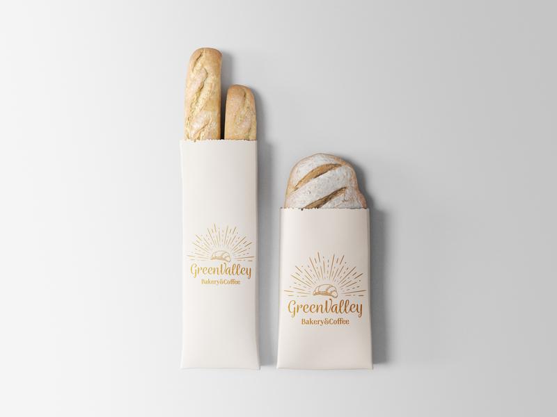 Bakery Logo Design logodesign bakery logo designer minimal logo logo inspiration valley bakery coffee shop coffee mockup modern logo minimalist minimal illustration design custom creative concept branding