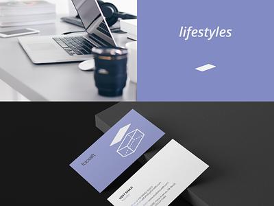 Studio Facelift graphic  design logos logo lockup design business card design business card logo design logo branding brand identity