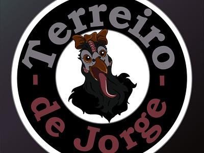 brazillian band logo illustration