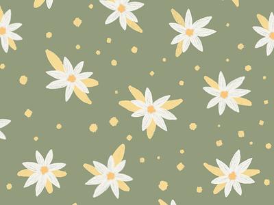 Floral Pattern procreate flower pattern floral