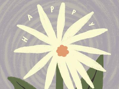 Happy Flower flower