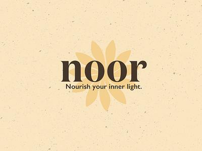 Noor Vitamins [Logo Design] logo branding vitamins noor logo design