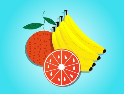 bananza similar tasty shiny illustration designer illustrator summer design fun graphicdesign food