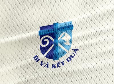 Di Va Ket Qua Logo Design youth lights cross bible