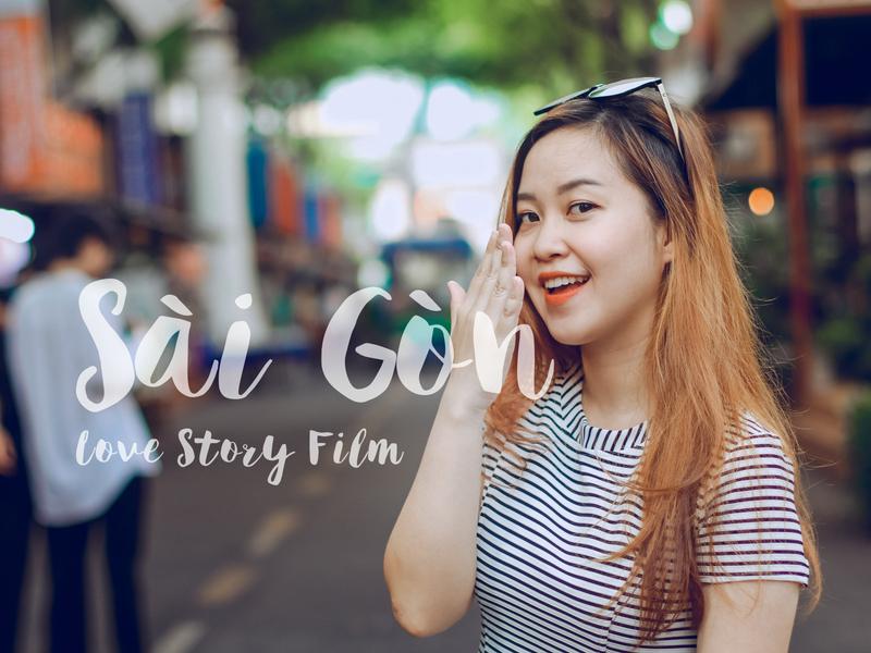Sài Gòn | Love Story Film film photograhy lovestory saigon