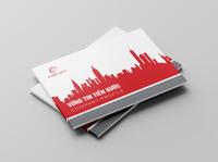 Template Company Profile brochure design catalogue design catalog design company profile company profile design layout design annual report