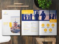 Template Company Profile catalogue design catalog design company profile company profile design layout design annual report