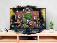 TMNT AR TV